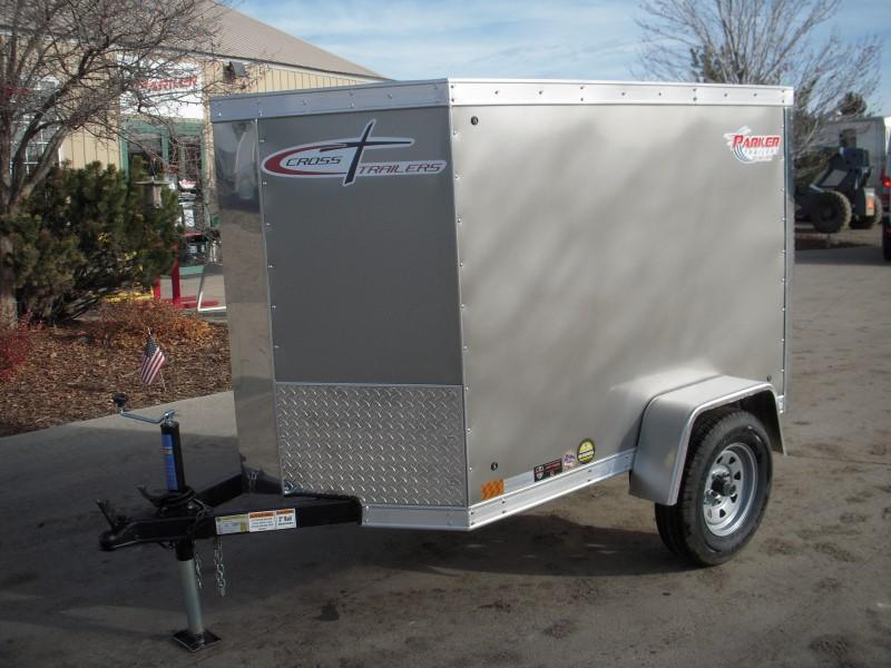 2018 Cross Trailers 46SA-ALPHA Enclosed Cargo Trailer