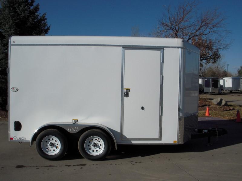 2018 H&H H8412TCAV-070 Enclosed Cargo Trailer