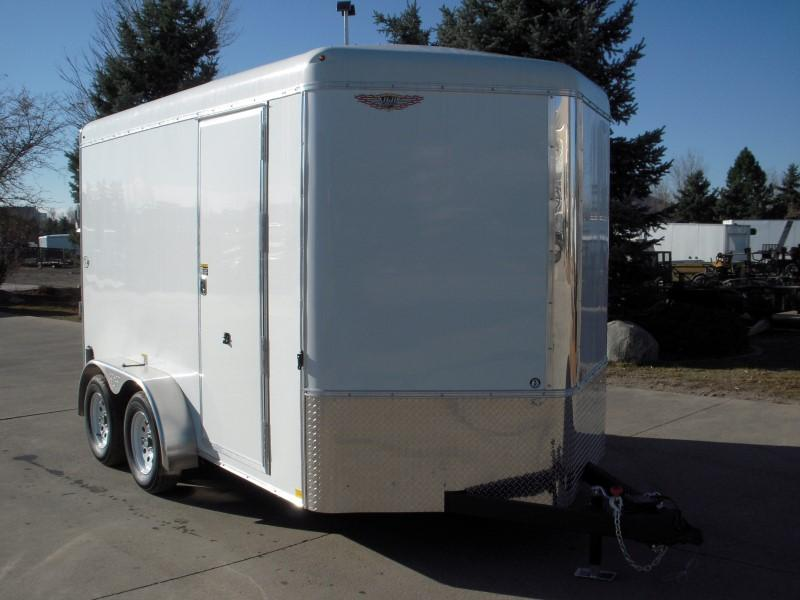 2018 H&H H8412TCAV-070 Enclosed Cargo Trailer