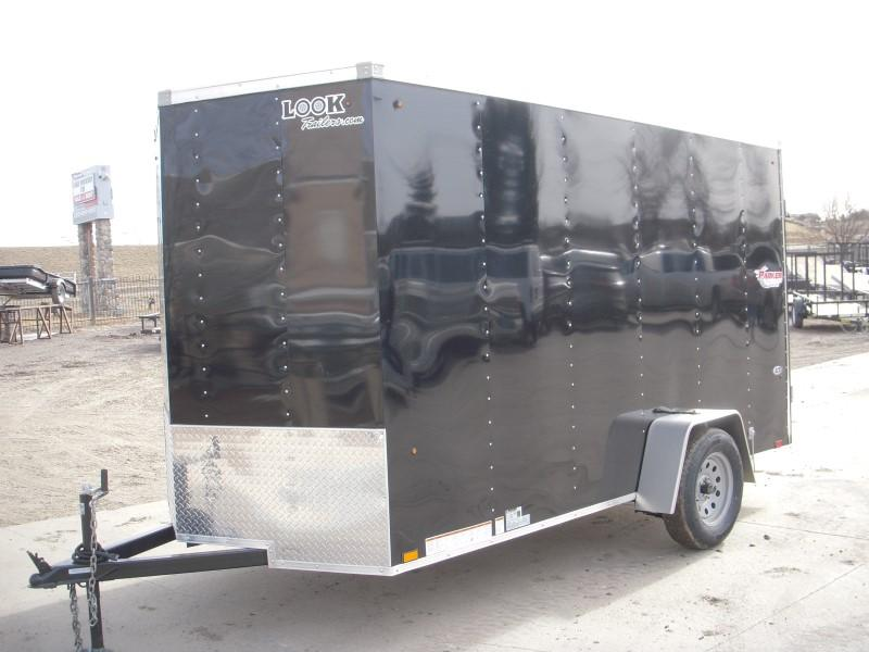2018 Look Trailers STLC 6X12 SI2 Enclosed Cargo Trailer