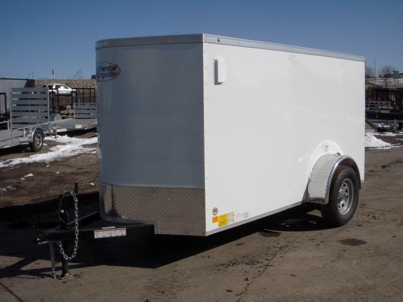 2019 CONTINENTAL CARGO TXLVVH510SA Enclosed Cargo Trailer