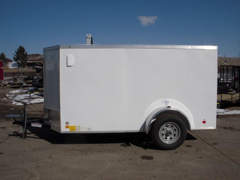 2019 CONTINENTAL CARGO TXLVVH510SA Enclosed Cargo Trailer