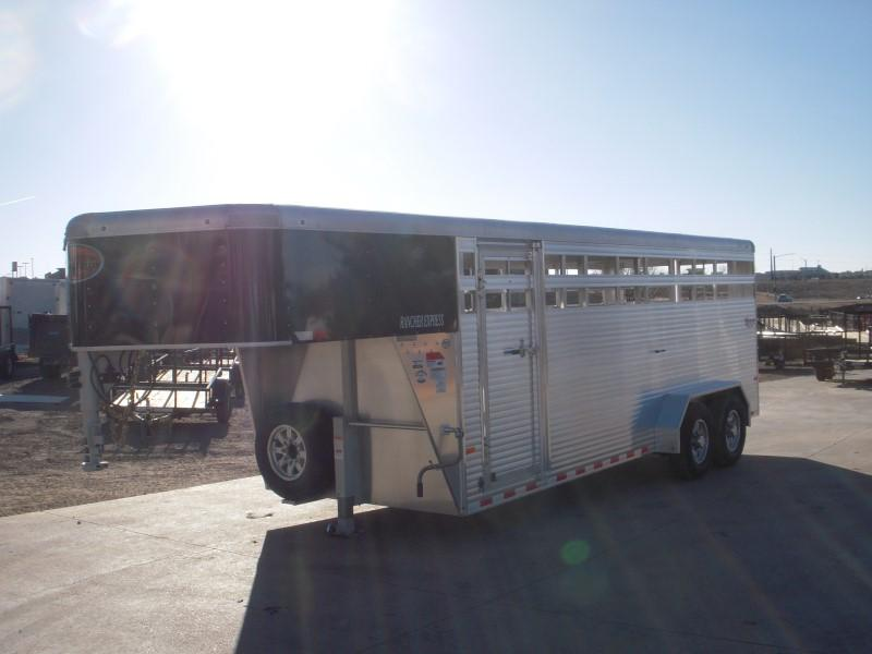 2018 Sundowner Trailers RANCHER20GNXP Horse Trailer