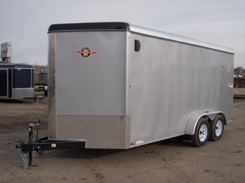 2018 Carry-On 7X16CGR Enclosed Cargo Trailer