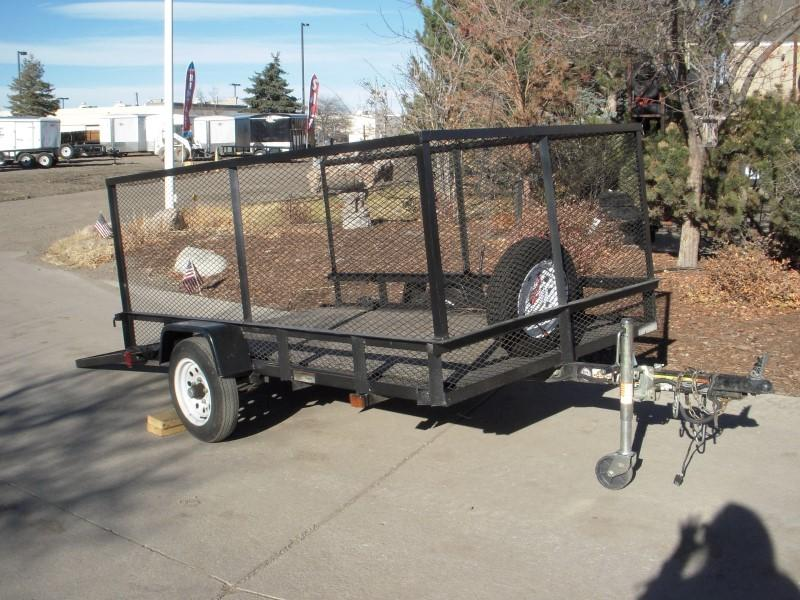 2007 Other 5X8 mesh Utility Trailer