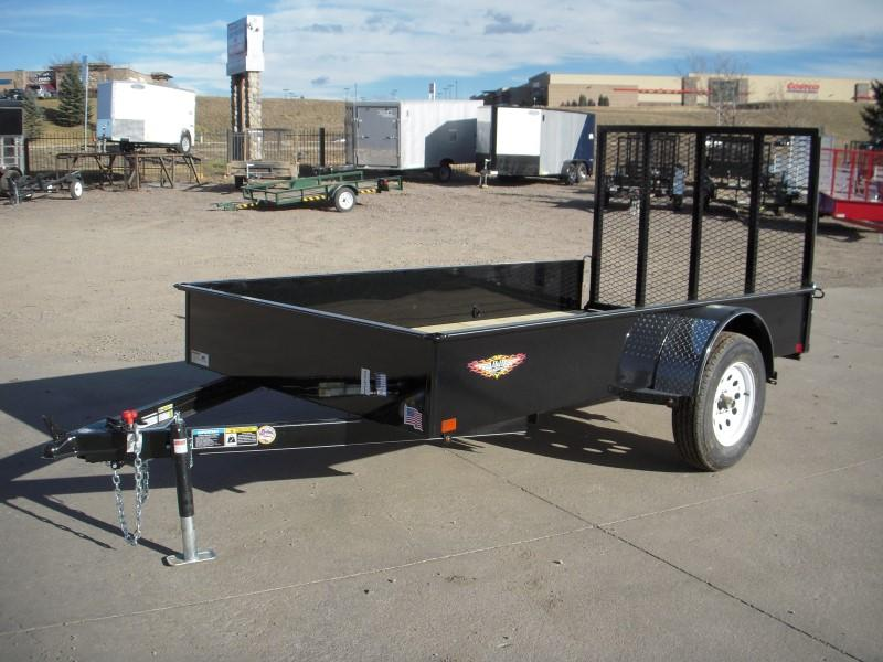 2018 H&H H6610SS-030 Utility Trailer