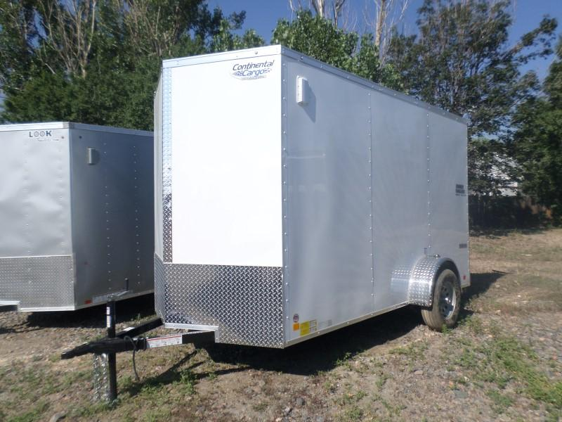 2018 Forest River, Inc. TXVHW612SA Enclosed Cargo Trailer