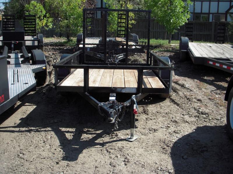 1999 Other 5X8 UTILITY  Utility Trailer