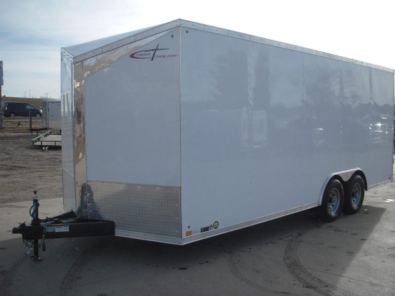 2018 Cross Trailers 820TA-ALPHA Enclosed Cargo Trailer
