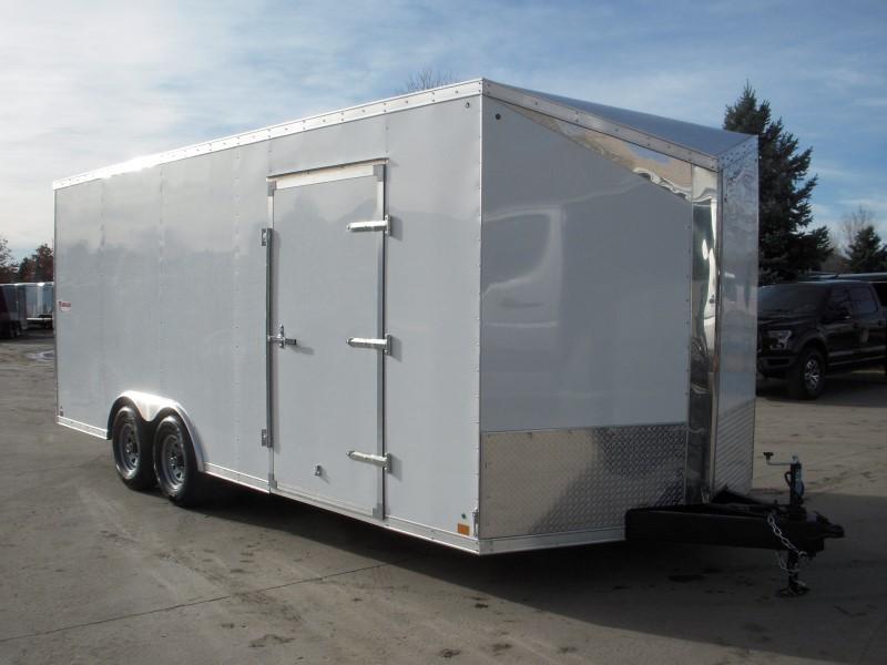 2018 Cross Trailers 820TA-ALPHA Enclosed Cargo Trailer
