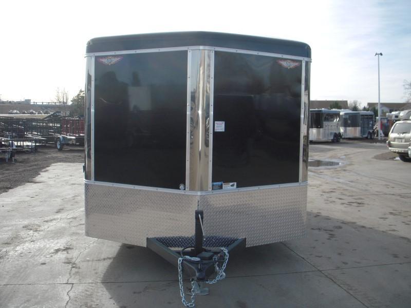 2018 H&H H9616TCAV-100 Enclosed Cargo Trailer