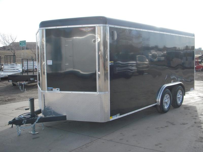 2018 H&H H9616TCAV-100 Enclosed Cargo Trailer