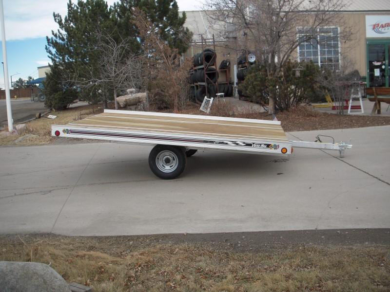 2018 FLOE INTERNATIONAL UT-AC-12T Flatbed Trailer