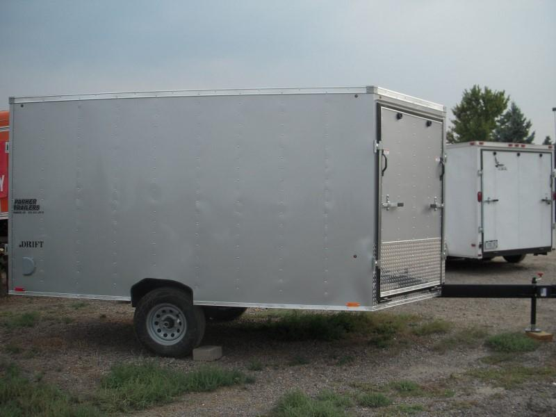 2018 Look Trailers EDFT85X12SE3 Enclosed Cargo Trailer
