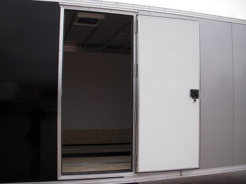 2018 HIGH COUNTRY HES 101X20 (6.5) Enclosed Cargo Trailer
