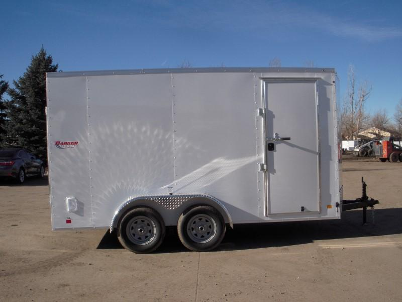 2019 CONTINENTAL CARGO TXLVVH714TA2 Enclosed Cargo Trailer