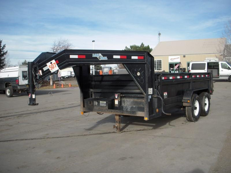 2009 Load Trail LTD Dump
