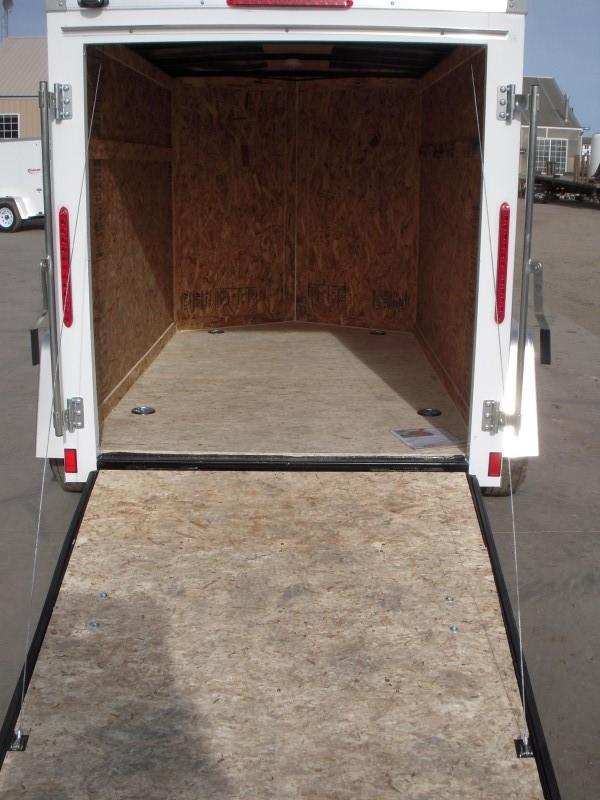 2018 Look Trailers STLC 5X8 SI2 Enclosed Cargo Trailer