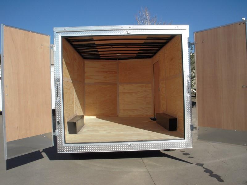 2018 Other TXVHW816TA3 Enclosed Cargo Trailer