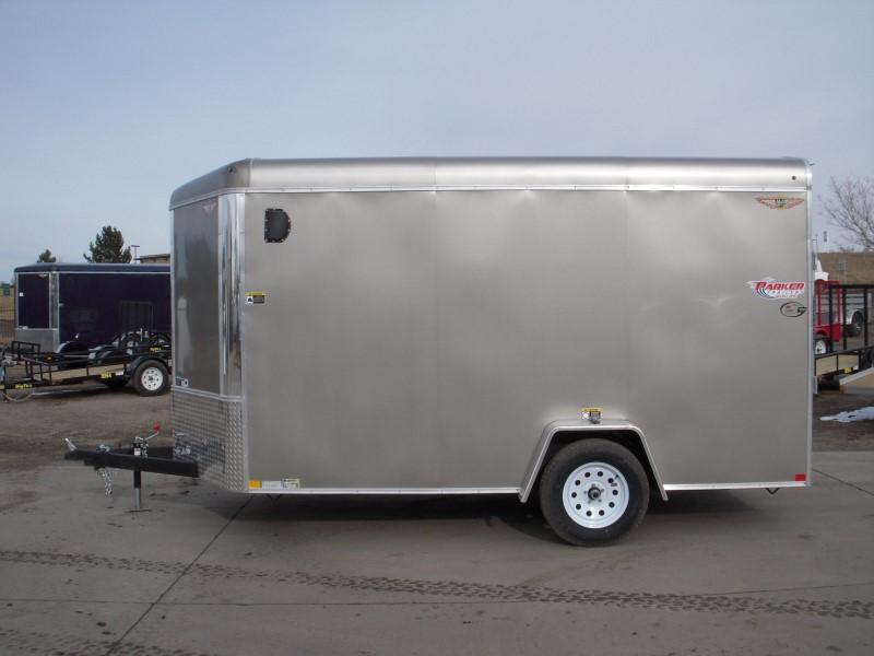 2018 H&H H8412SCAV-035 Enclosed Cargo Trailer