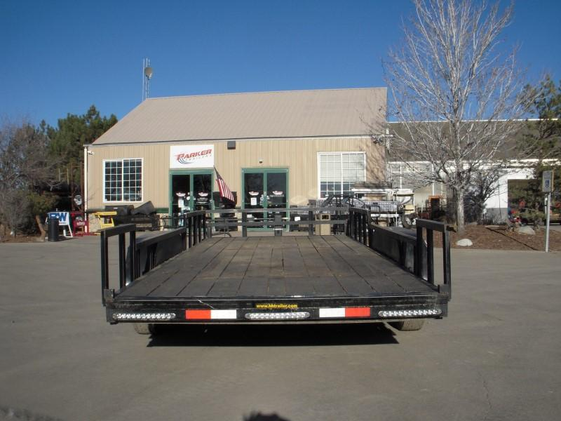 2016 Other 8.5HD18 Flatbed Trailer