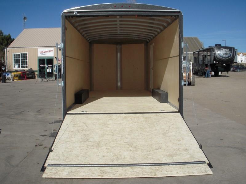 2018 H&H H10120TCAV-100 Enclosed Cargo Trailer