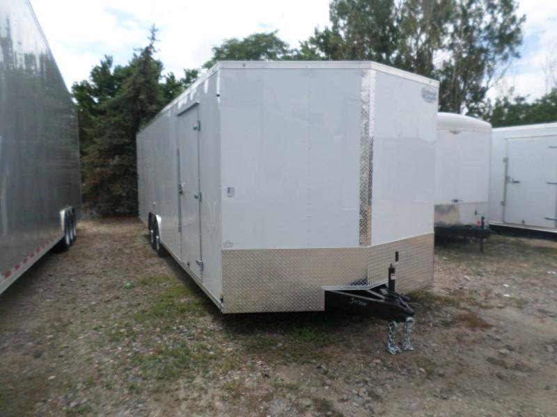 2018 Other TXVHW8.528TA3 Enclosed Cargo Trailer