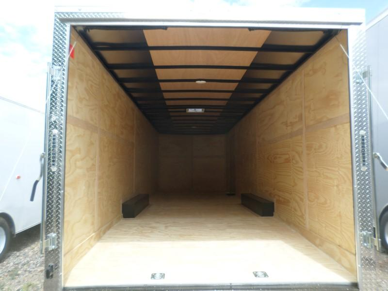 2018 Forest River TXVHW8.528TA3 Enclosed Cargo Trailer
