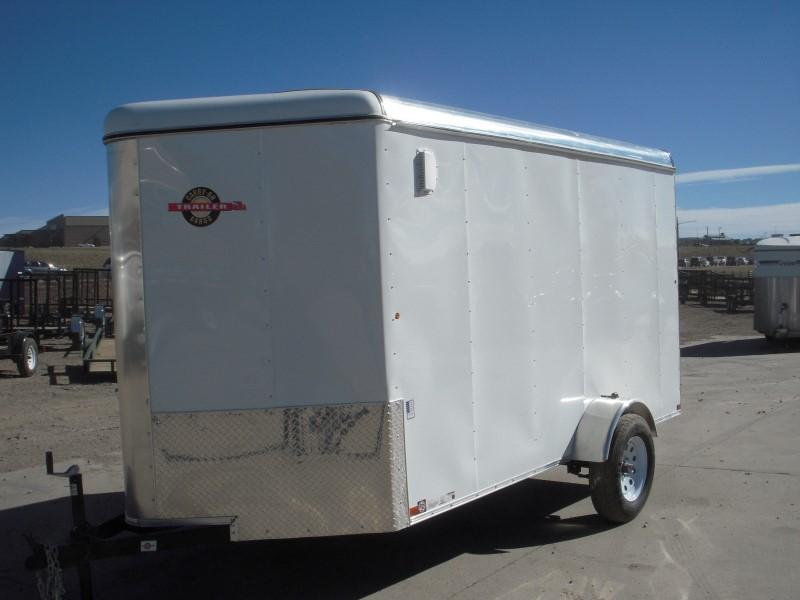 2018 Other 6X12CGR Enclosed Cargo Trailer