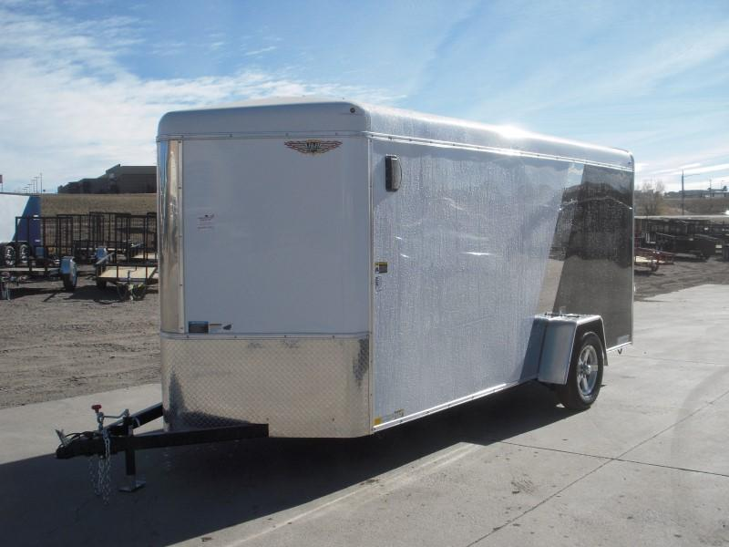 2018 H&H H7214SCAV-035 Enclosed Cargo Trailer