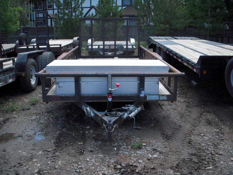 2012 Other 7k flatbed Flatbed Trailer