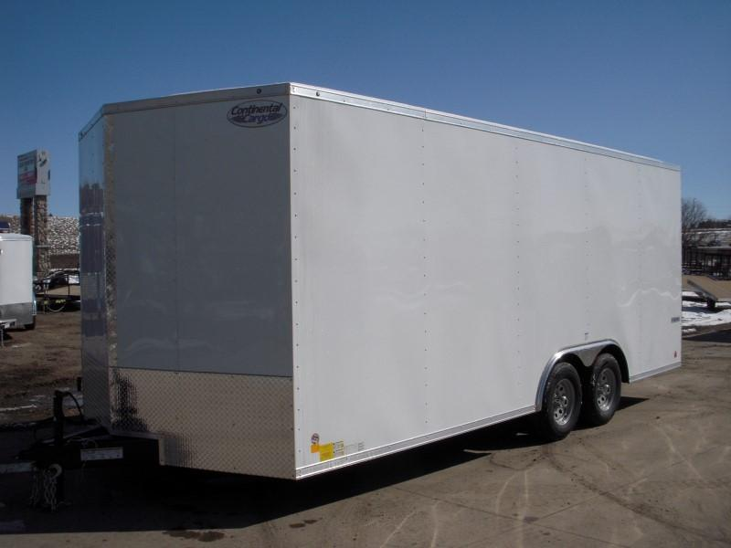2019 CONTINENTAL CARGO TXVHW8.520TA3 Enclosed Cargo Trailer