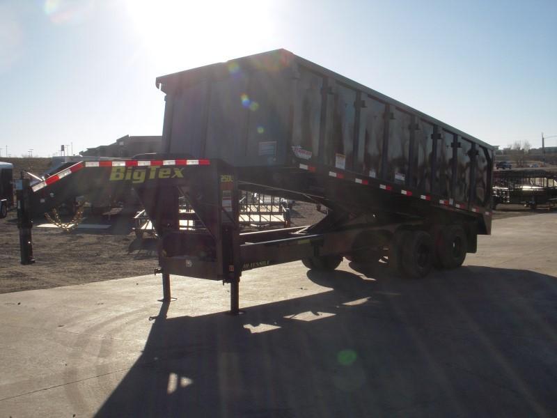 2018 Big Tex Trailers 25DU-20BK8SIR Dump