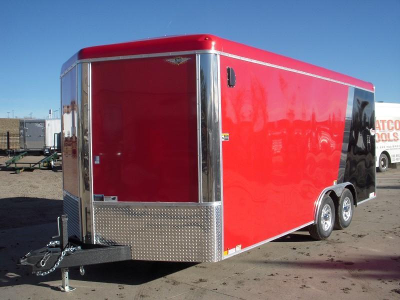 2018 H&H H10118TCAV-100 Enclosed Cargo Trailer