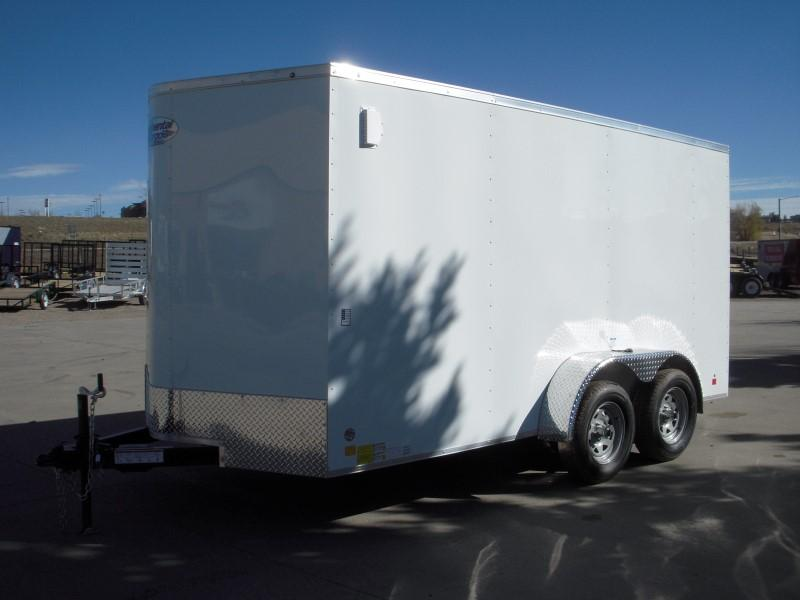 2018 Forest River TXLVVH714TA2 Enclosed Cargo Trailer