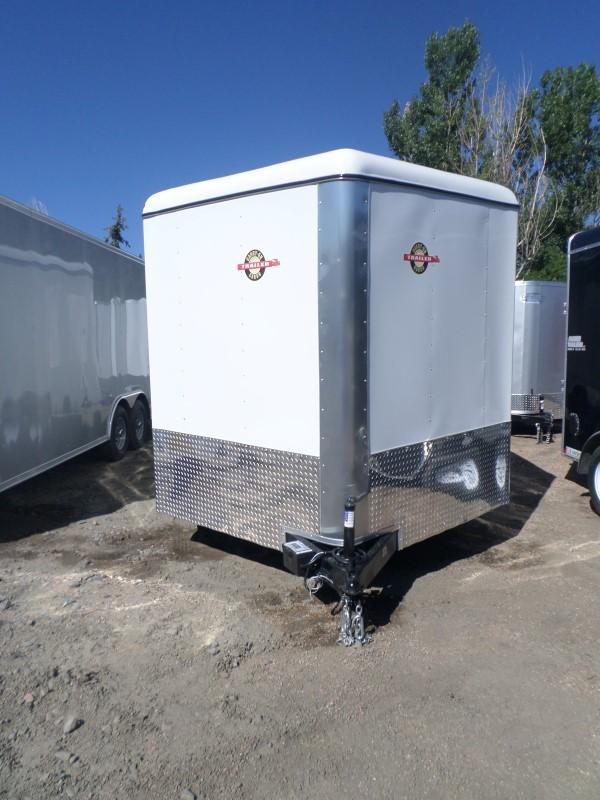 2017 Carry-On 2CG8.5X20CGR Enclosed Cargo Trailer