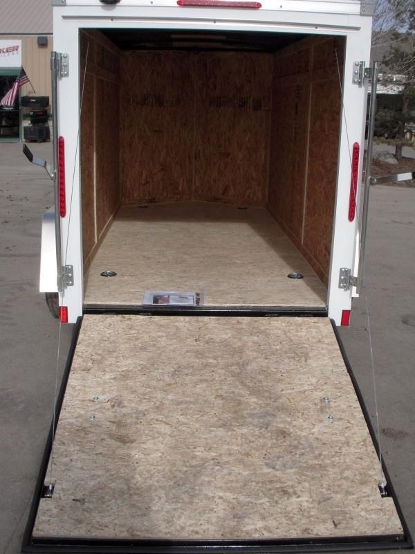 2018 Look Trailers STLC 5X10 SI2 Enclosed Cargo Trailer