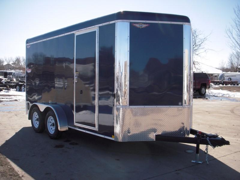 2018 H&H H8414TCAV-070 Enclosed Cargo Trailer