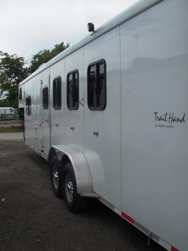 2014 BISC  Horse Trailer