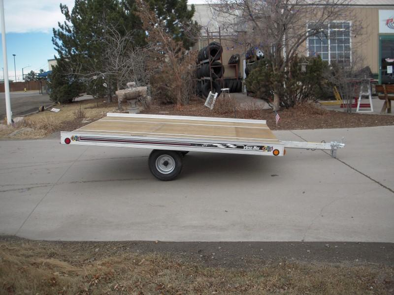 2018 FLOE INTERNATIONAL UT-AC-10T Flatbed Trailer