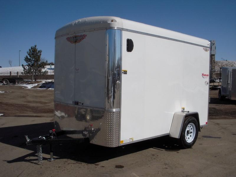2018 H&H H7210SCA-035 Enclosed Cargo Trailer