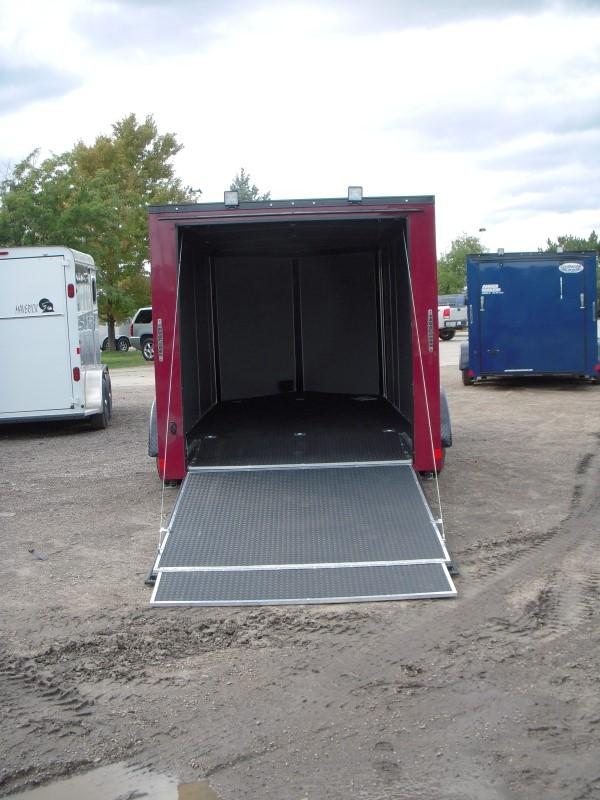 2018 Other TXTW714TA2 Enclosed Cargo Trailer