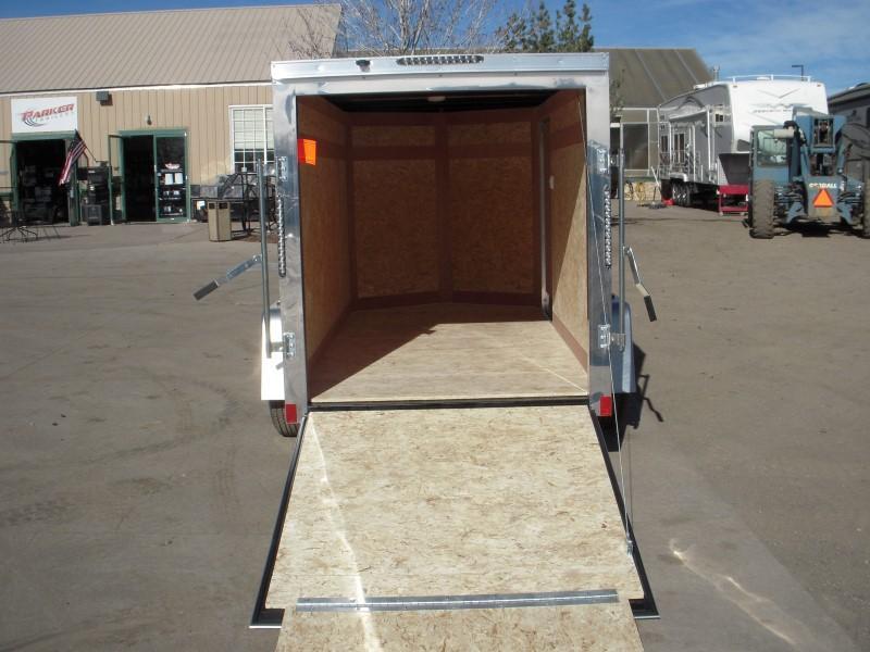 2018 Cross Trailers 510SA-ALPHA Enclosed Cargo Trailer