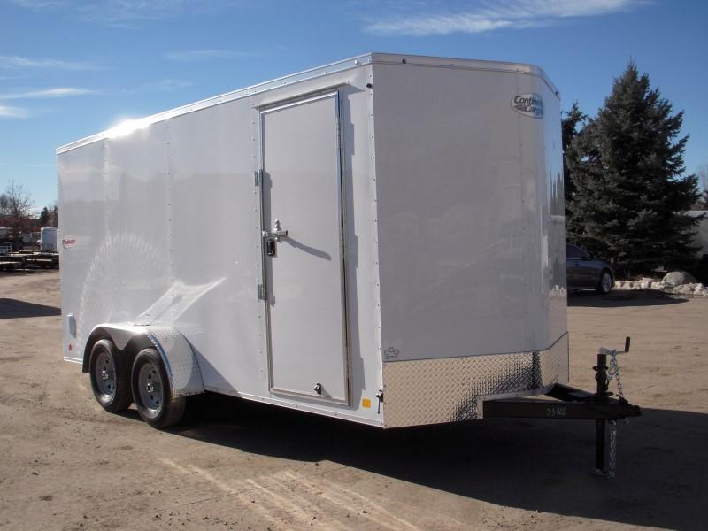 2019 Continental Cargo TXLVVH716TA2 Enclosed Cargo Trailer