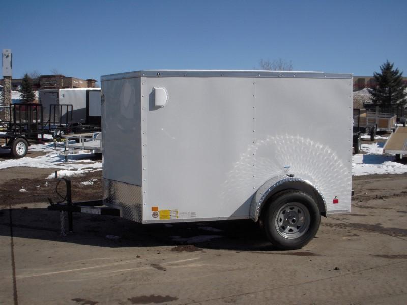 2019 CONTINENTAL CARGO TXLVVH58SA Enclosed Cargo Trailer