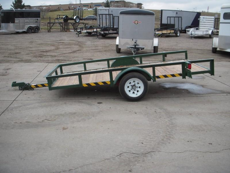 2000 Other 5X10  Utility Trailer