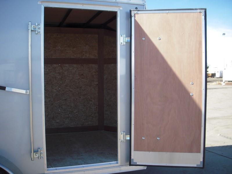 2018 Cross Trailers 612TA-ALPHA Enclosed Cargo Trailer