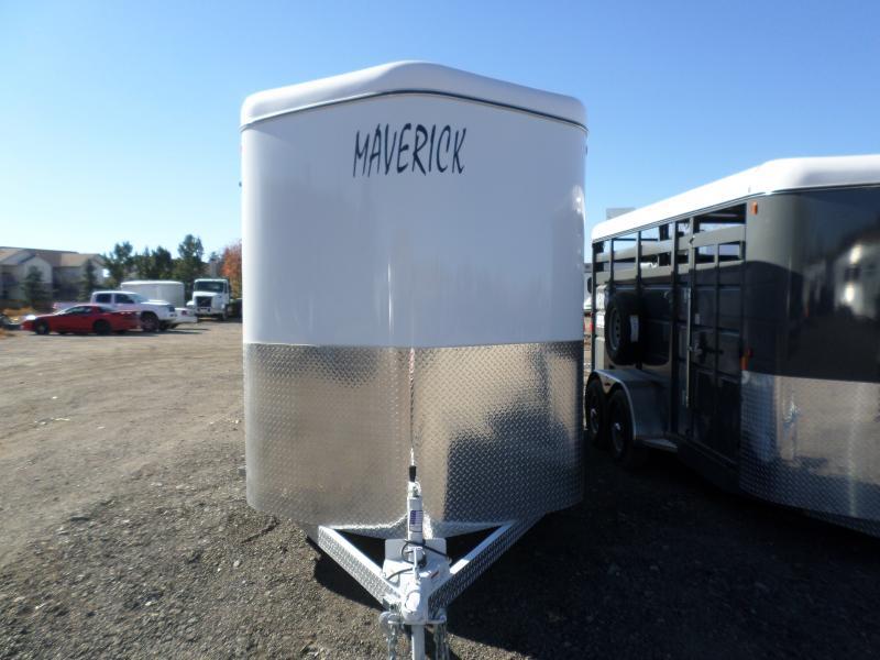 2017 Maverick MAV3H-7K HS Horse Trailer