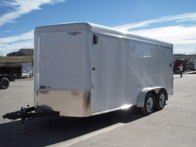 2018 H&H H8416TCAV-070 Enclosed Cargo Trailer