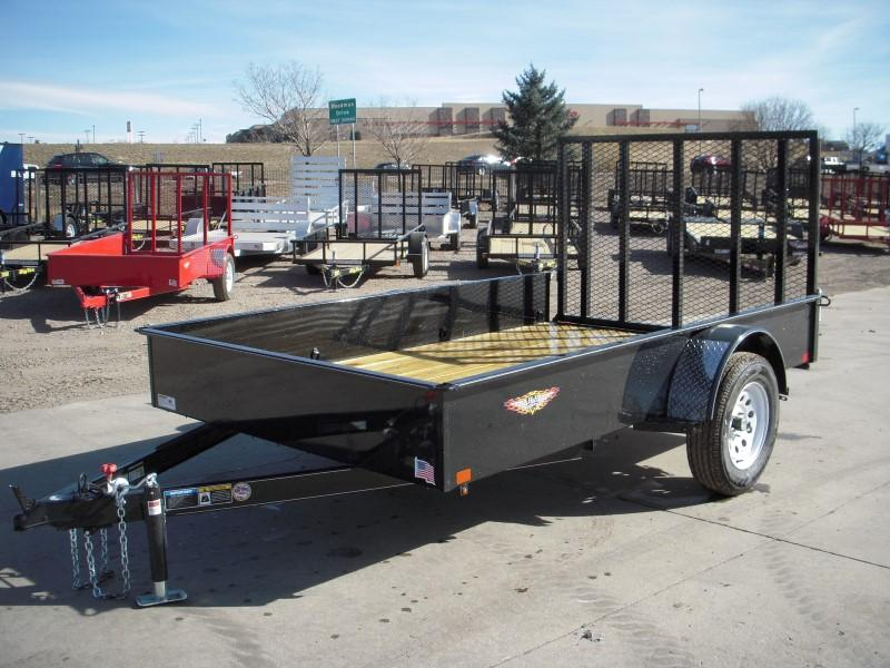 2018 H&H H7610SS-030 Utility Trailer